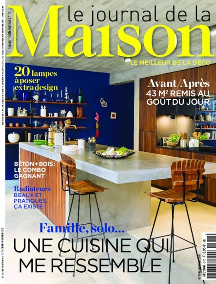 Journal de la maison - Octobre/Novembre 2019