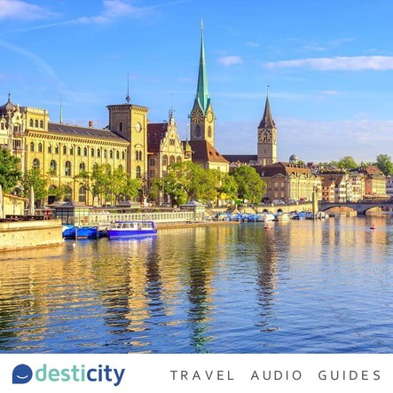 Desticity Zurich [FR]