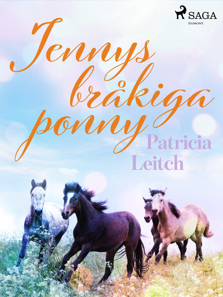 Jennys bråkiga ponny