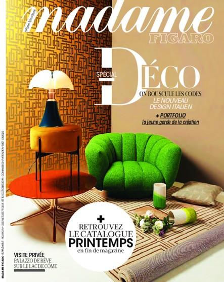 Madame Figaro - Octobre 2019 - N°1833