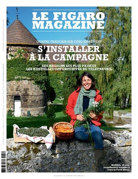 Figaro Magazine : S'installer à la campagne
