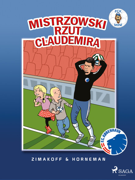 FCK Mini - Mistrzowski rzut Claudemira