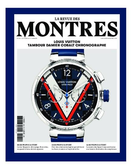 Revue des montres N°249 - Octobre 2019