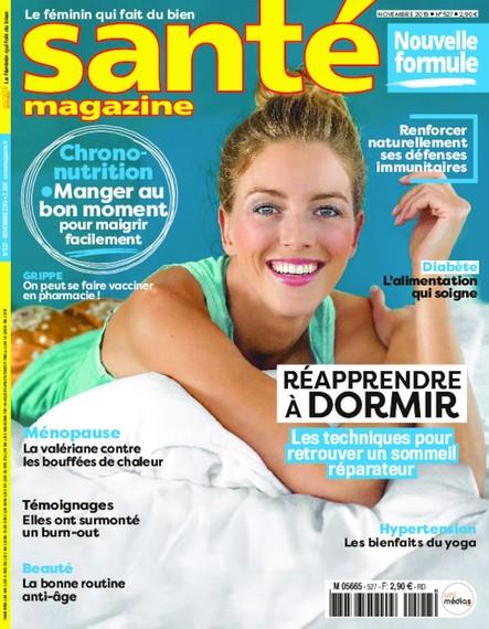 Santé Magazine - Novembre 2019