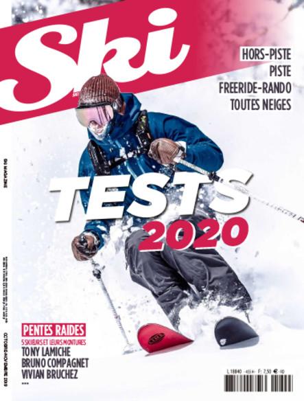 SKI Magazine - Octobre/Novembre 2019