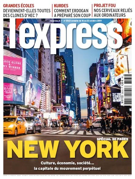 L'Express - Octobre 2019 - Spécial New York