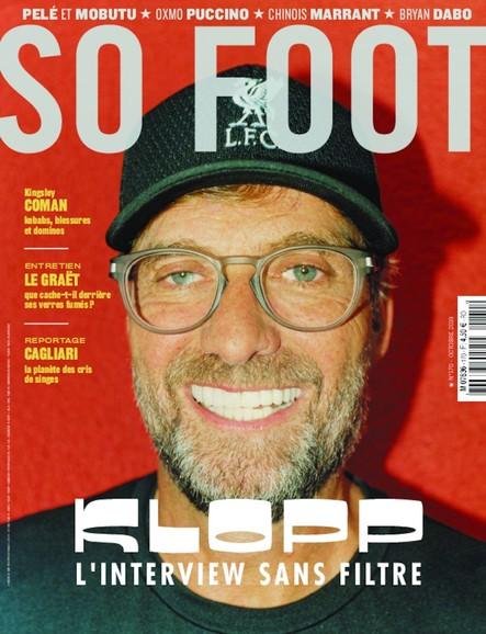 So Foot - Octobre 2019 - N°170
