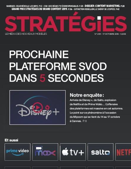 Stratégies N°2011