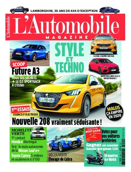 L'Automobile Magazine - Novembre 2019