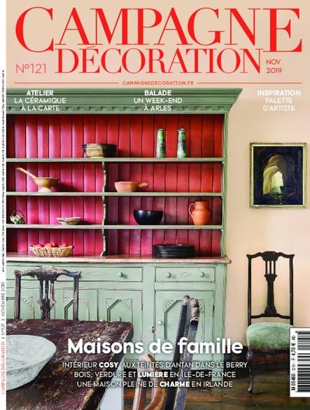 Campagne décoration - Novembre 2019