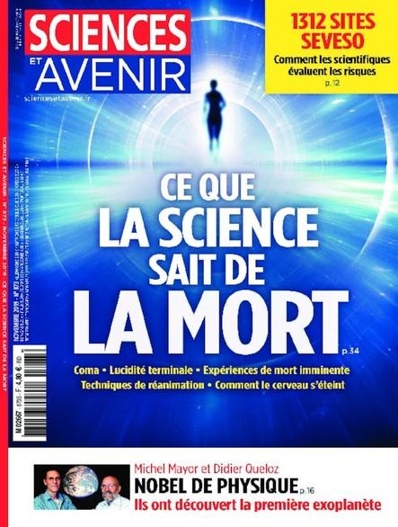 Sciences et Avenir - 24 octobre 2019