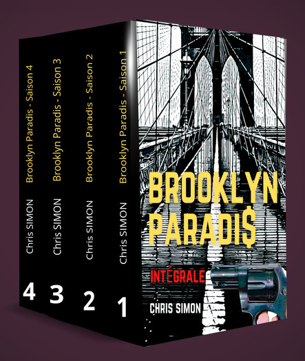 Brooklyn Paradis - L'intégrale