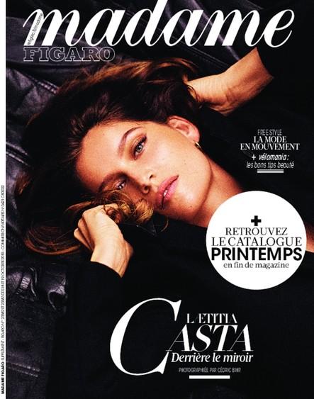 Madame Figaro - Octobre 2019 - N°1835