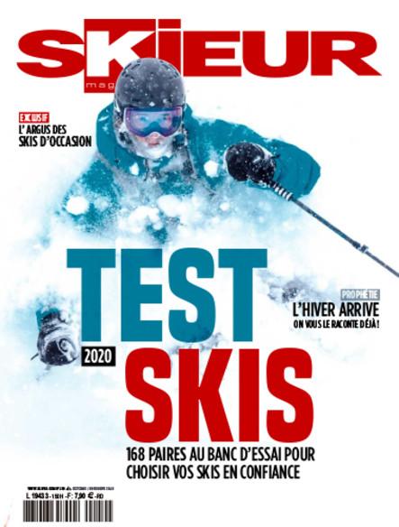 Skieur - Octobre/Novembre 2019