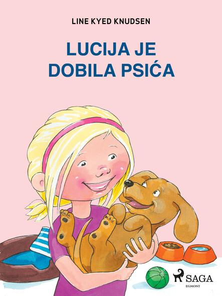 Lucija je dobila psića
