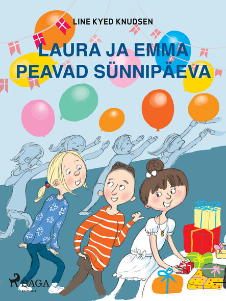 Laura ja Emma peavad sünnipäeva