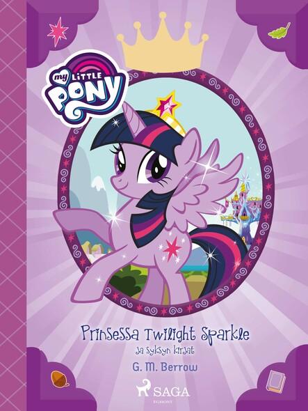 My Little Pony - Prinsessa Twilight Sparkle ja syksyn kirjat