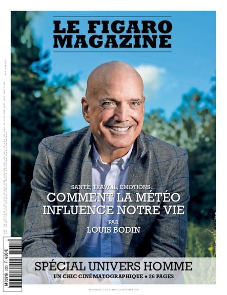 Figaro Magazine : Quand la météo affecte notre vie