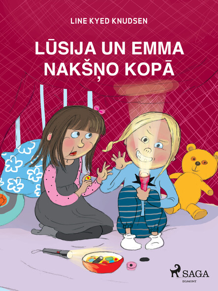 Lūsija un Emma nakšņo kopā
