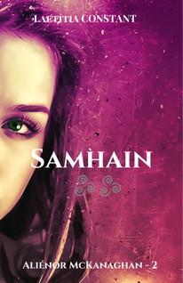 Aliénor McKanaghan 2 : Samhain | CONSTANT, Laetitia