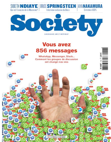 Society - Octobre 2019 - N°118
