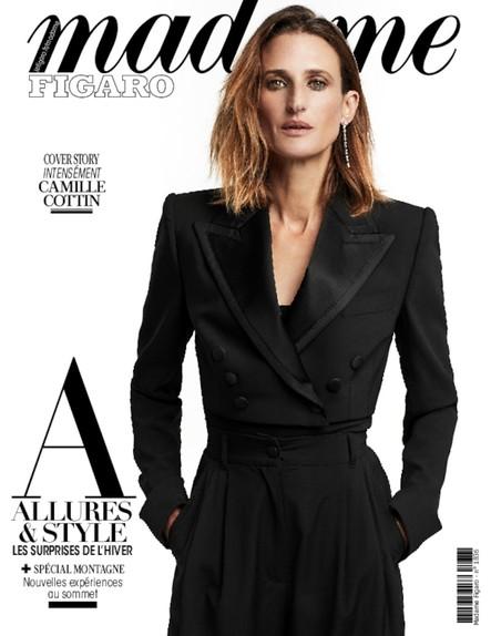 Madame Figaro - Novembre 2019 -  N°1837