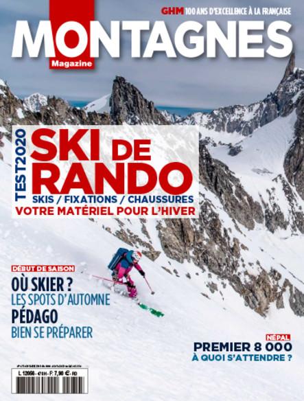 Montagnes - Novembre 2019