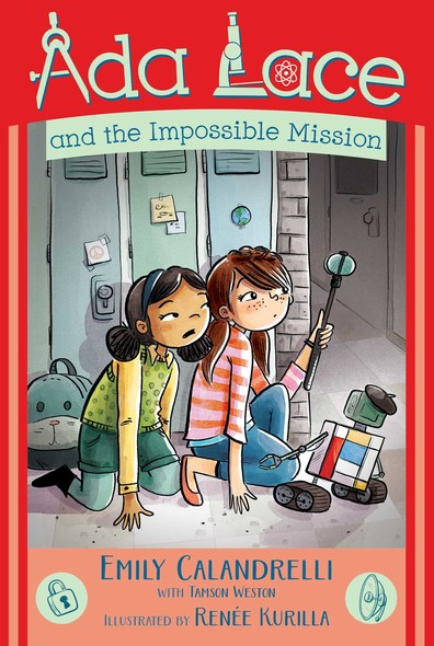 Ada Lace and the Impossible Mission