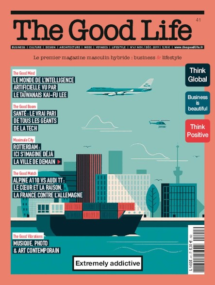 The Good Life N°41 - Novembre/Décembre 2019