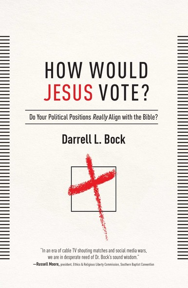 How Would Jesus Vote? : Do Your Political Views Really Align With The Bible?