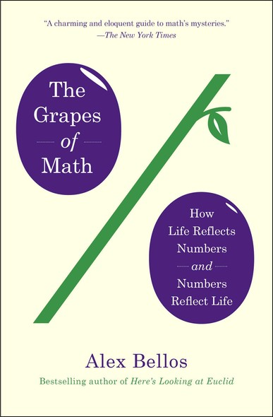 The Grapes of Math : How Life Reflects Numbers and Numbers Reflect Life