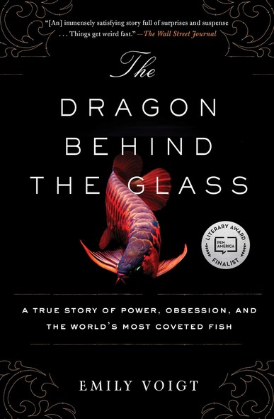 The Dragon Behind the Glass : A True Story of Power, Obsession, and the World's Most Coveted Fish