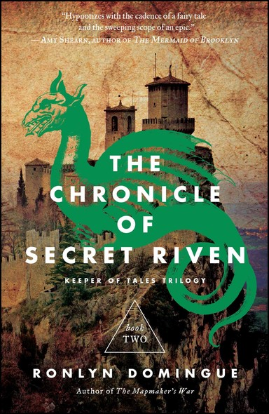 The Chronicle of Secret Riven : Keeper of Tales Trilogy: Book Two