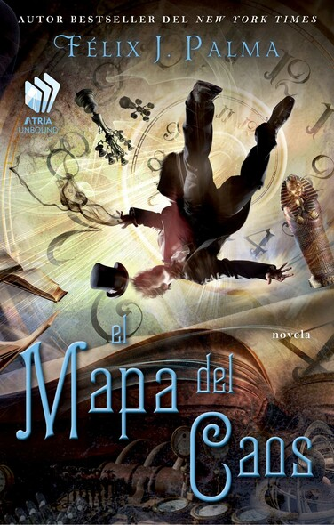 El Mapa del caos (Map of Chaos Spanish edition) : novela