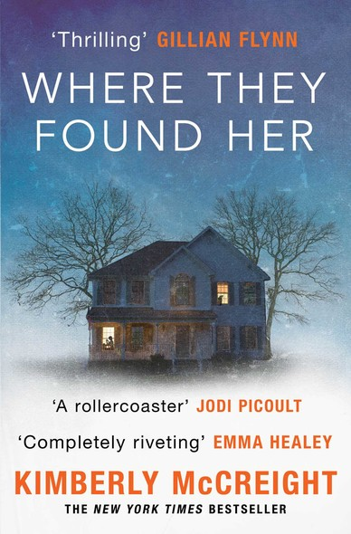Where They Found Her : A riveting domestic thriller of motherhood, marriage, class distinctions and betrayal