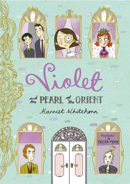 Violet and the Pearl of the Orient