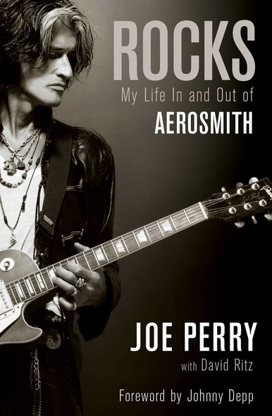 Rocks : My Life in and out of Aerosmith