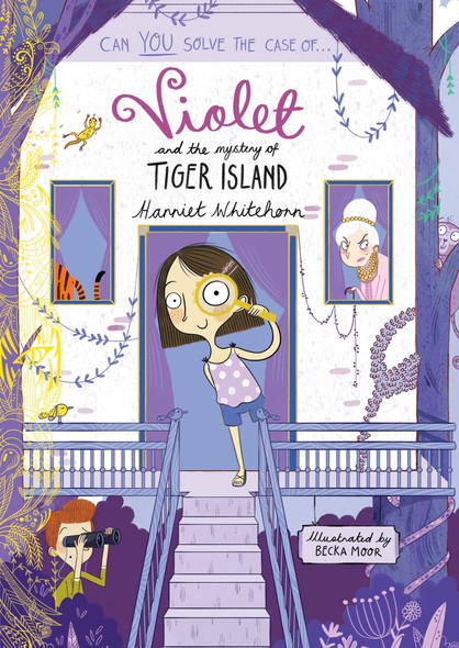 Violet and the Mystery of Tiger Island