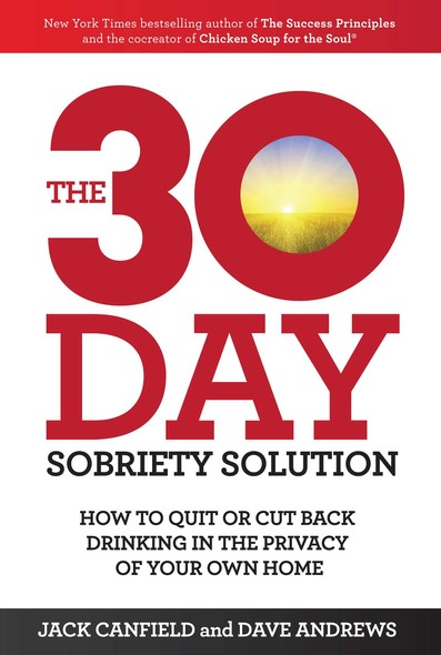 The 30-Day Sobriety Solution : How to Cut Back or Quit Drinking in the Privacy of Your Home