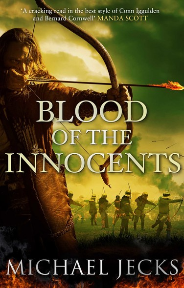 Blood of the Innocents : The Vintener trilogy