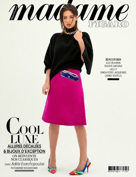 Madame Figaro - Novembre 2019 - N°1838