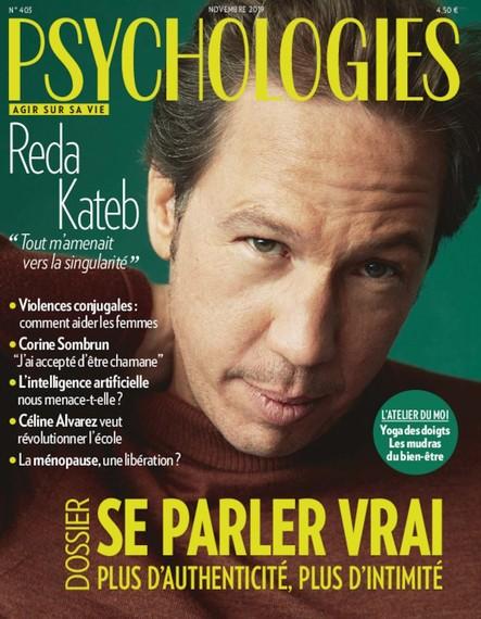 Psychologies Magazine - Novembre 2019