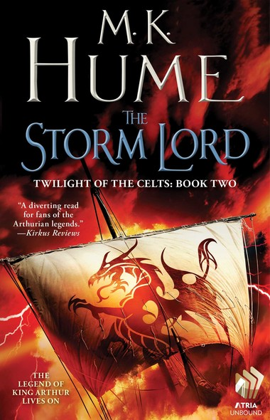 Twilight of the Celts Book Two: The Storm Lord