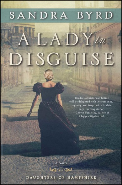 A Lady in Disguise : A Novel