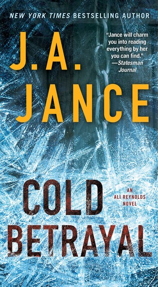 Cold Betrayal : An Ali Reynolds Novel