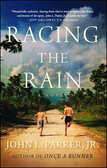 Racing the Rain : A Novel