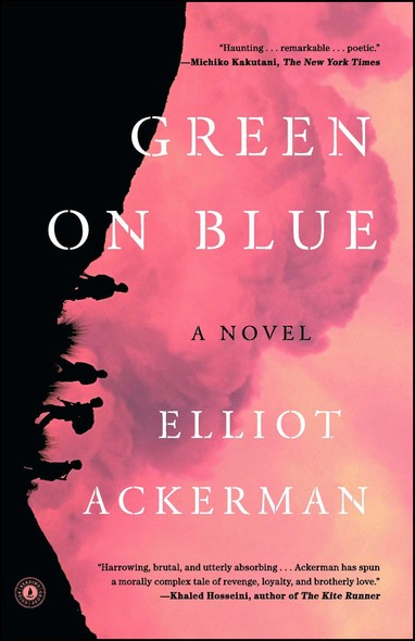 Green on Blue : A Novel