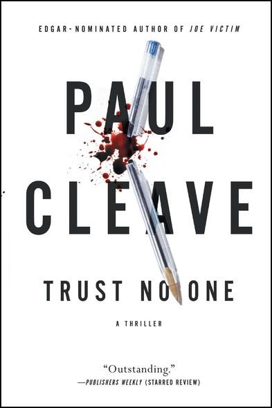 Trust No One : A Thriller