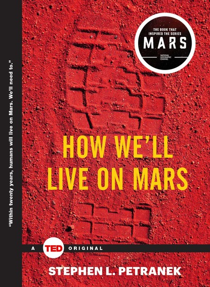How We'll Live on Mars