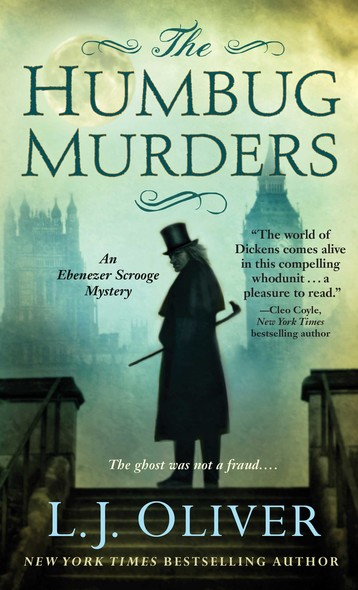The Humbug Murders : An Ebenezer Scrooge Mystery